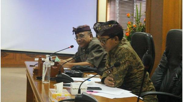 Rapat Kerja Komisi III, Pendapatan Badung Terus Bergerak-kabarbalihits
